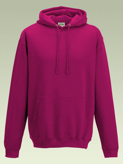 Hot Pink AWD College Hoodie (JH001)