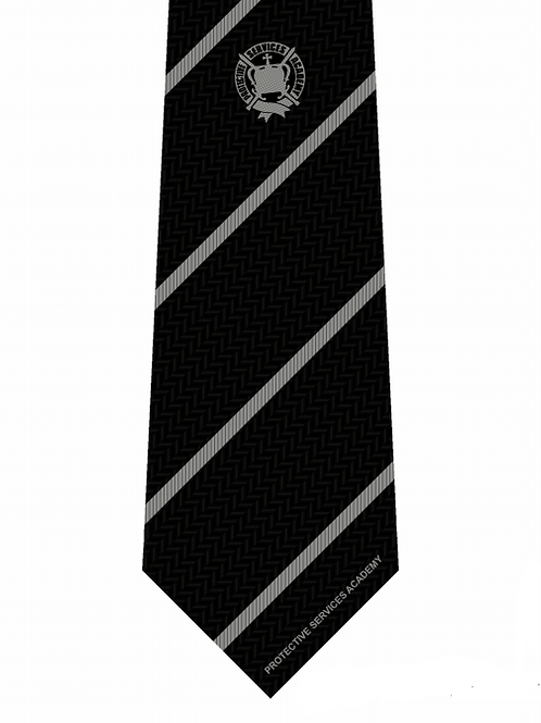 Protective Services Academy Tie