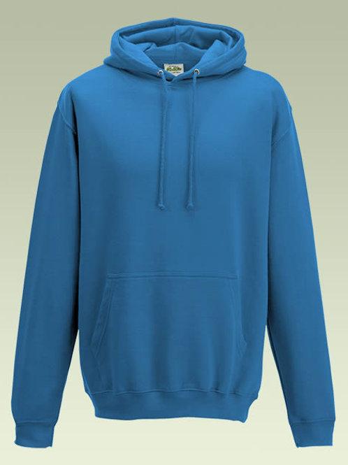 Sapphire Blue AWD College Hoodie (JH001)