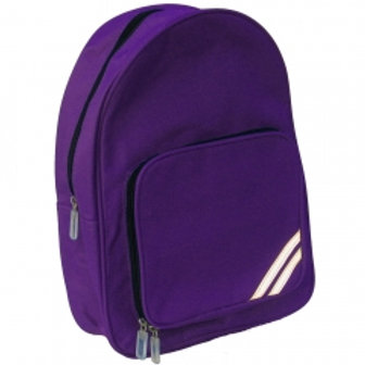 Small Purple Rucksack