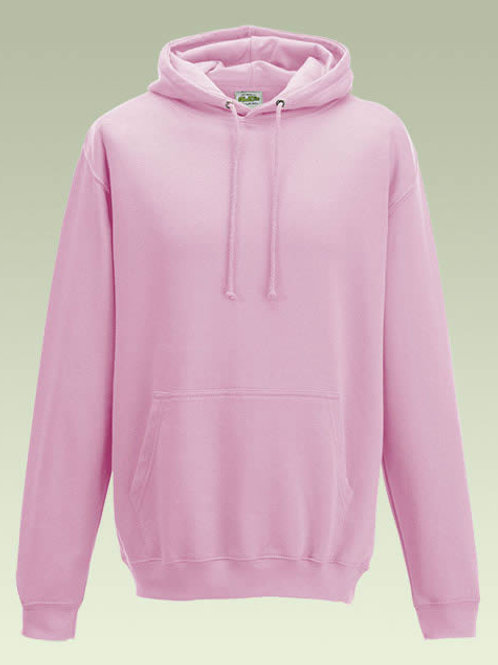 Baby Pink AWD College Hoodie (JH001)