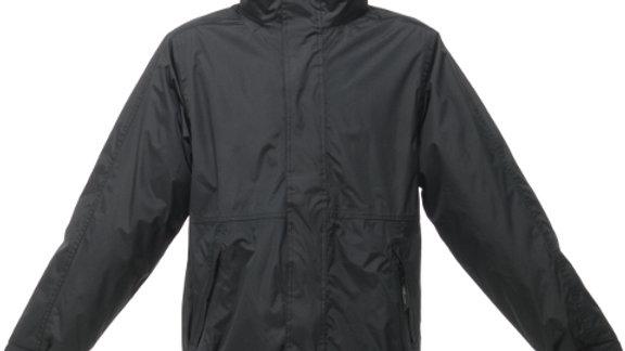 Regatta Black Dover Coat
