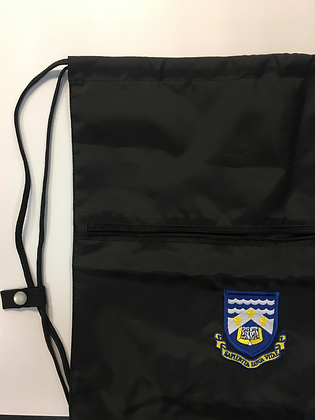 PE Bag with Wirral Boys logo
