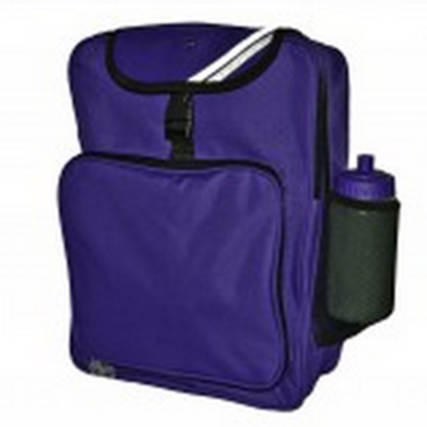 Large Purple Rucksack