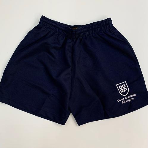 Co-op Academy Bebington PE Shorts