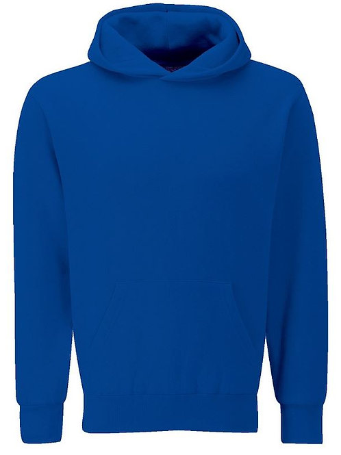 Royal Hoody with Riverside Primary logo