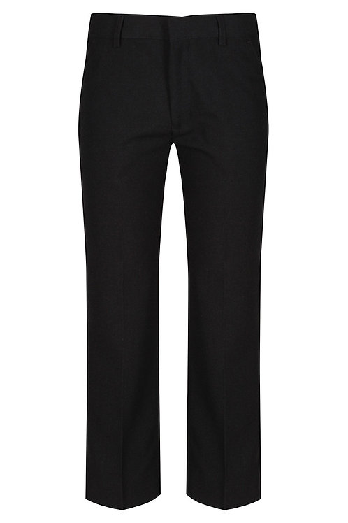 Trutex Classic Fit Charcoal Trousers