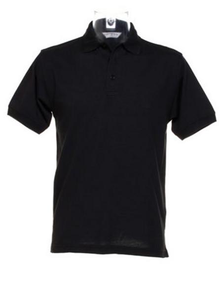 Black KK403 Men's Kustom Kit Polo