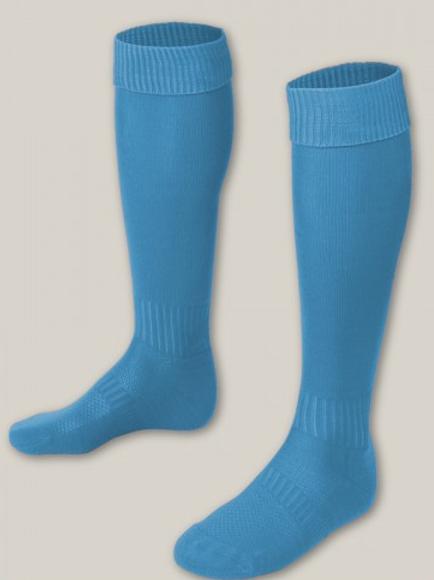 Sky Hockey Socks