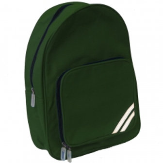 Small Green Liscard Rucksack
