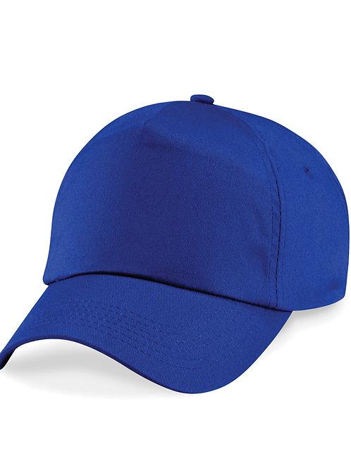 Royal Blue Beechfield Baseball Cap