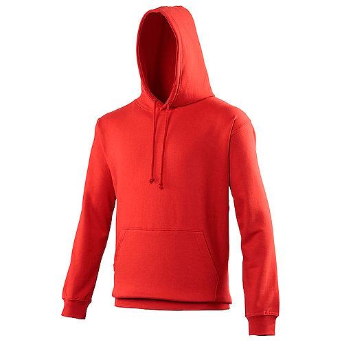 Fire Red Hoody