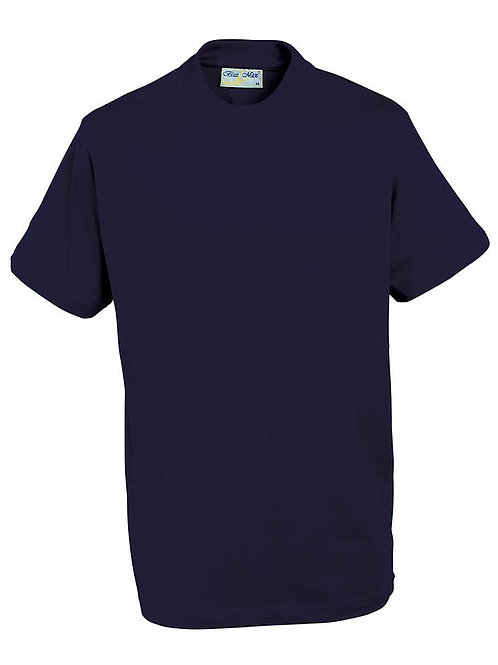 Navy  'Blue Max' Banner Champion T