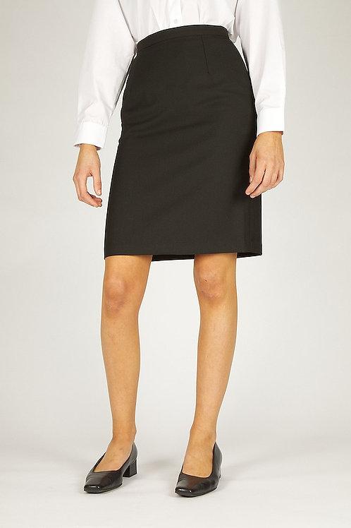 Black Trutex A-Line Senior Skirt