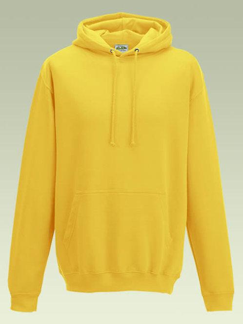 Sun Yellow AWD College Hoodie (JH001)