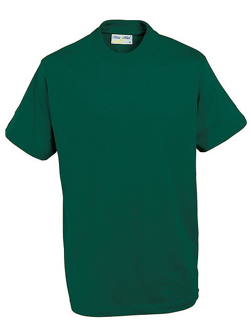 Bottle Green  'Blue Max' Banner Champion T