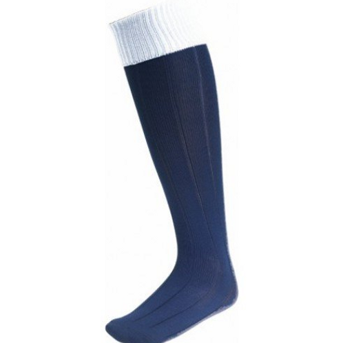 St Mary's Navy/White PE Socks