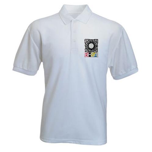 BHSA White Polo Shirt (Reception)