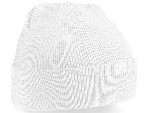 White B45 Original Cuffed Beanie