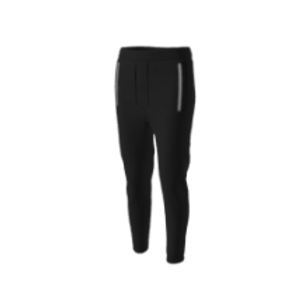 Black Upton PE Track Pants