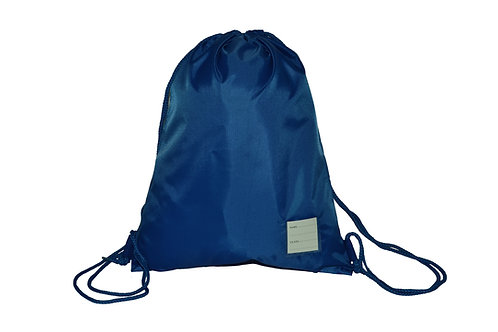 Royal Drawstring PE Bag