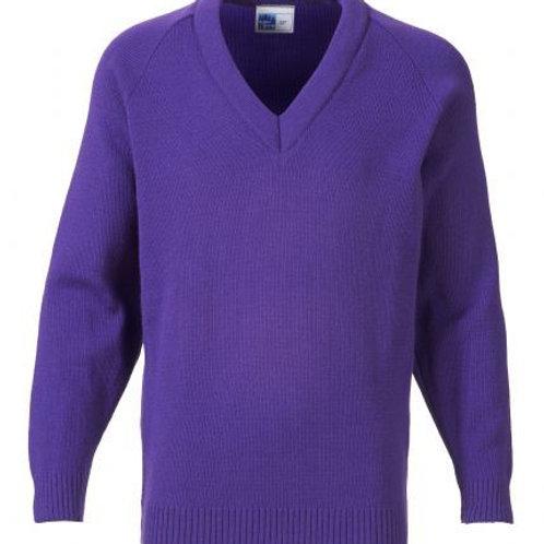 Poulton Lancelyn Knitted Jumper