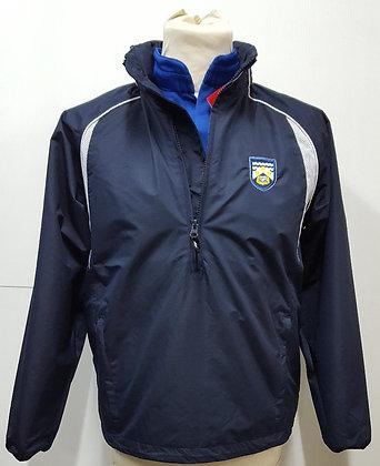 Navy Rain Jacket