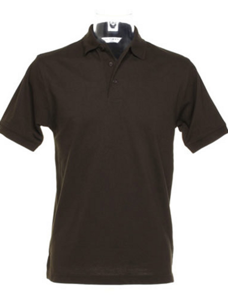Charcoal KK403 Men's Kustom Kit Polo