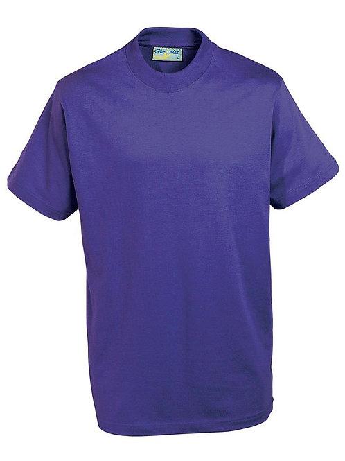 Purple  'Blue Max' Banner Champion T