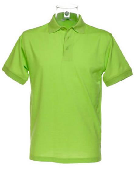 Lime KK403 Men's Kustom Kit Polo
