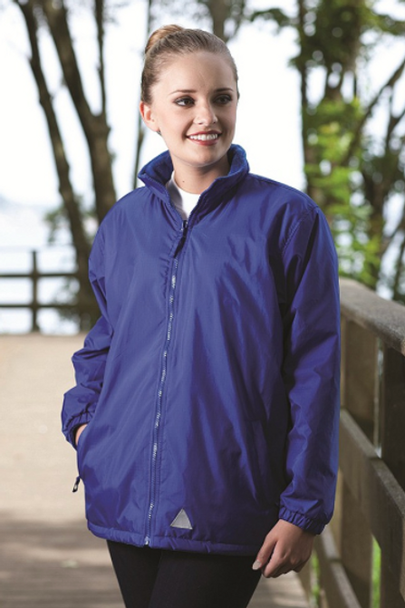 The Mistral Reversible Jacket in Navy Blue