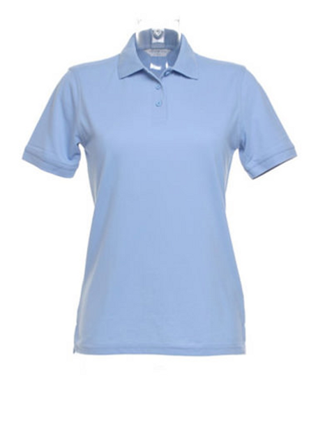 Light Blue KK703 Women's Klassic Polo