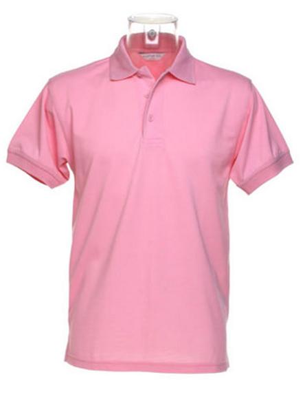 Pink KK403 Men's Kustom Kit Polo