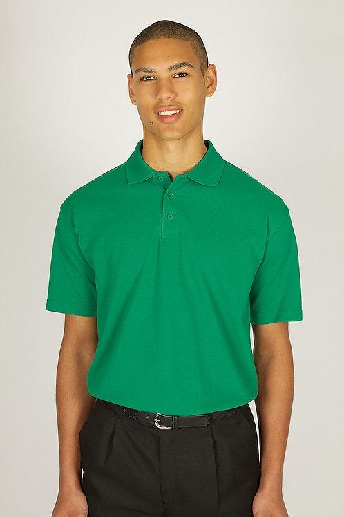 Plain Emerald Trutex Polo