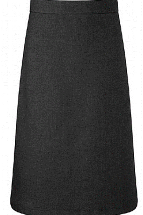 Black Medway Senior Skirt
