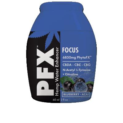 PFX™ Focus Liquid Water Enhancer
