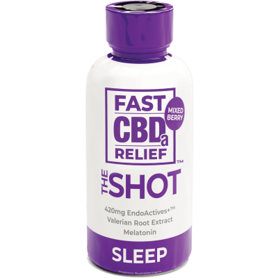 FAST CBD RELIEF™ Sleep Liquid Vitamin Shot