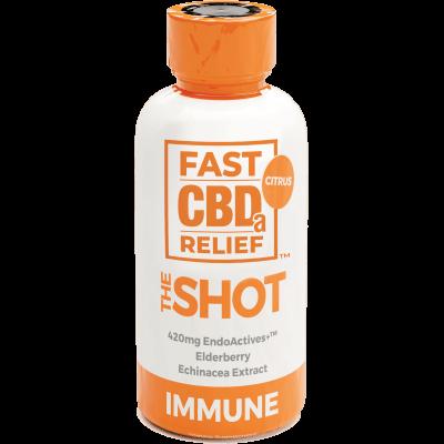 FAST CBD RELIEF™ Immune Liquid Vitamin Shot