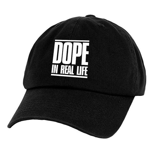 """""""DOPE IN REAL LIFE"""" Ball Cap"""