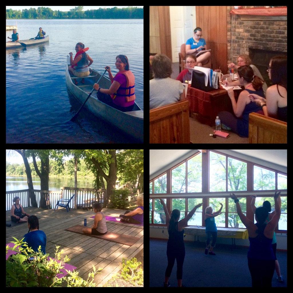 June Retreat -Weekend Pass