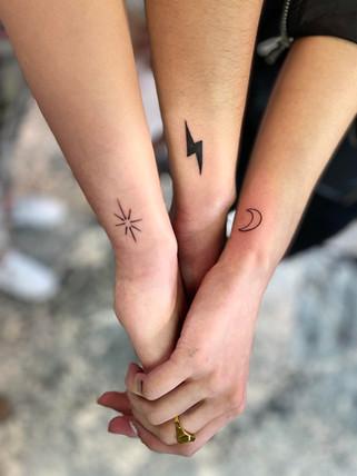Family Matching Tattoos