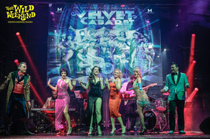 Velvet Cabaret di Roma