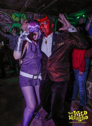 Masked Devils