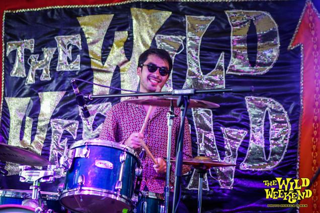 Kitschenettes Drums