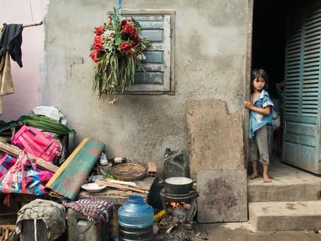 Sementes de esperança para o Camboja