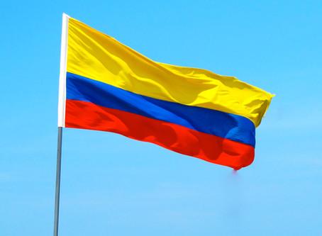 Ore pela Colômbia