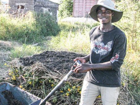 Agricultura com Deus está mudando vidas na Zâmbia