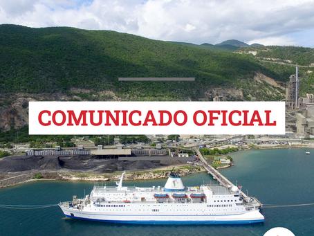 Resposta do Ministério de Navios à pandemia de COVID-19