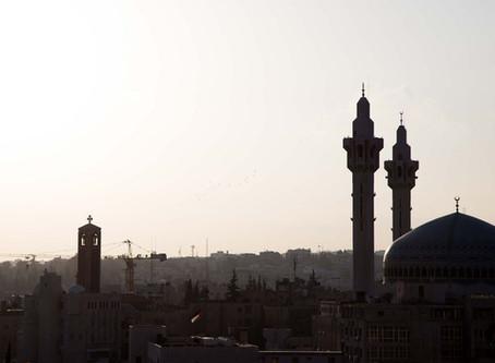Crentes árabes compartilham a fé