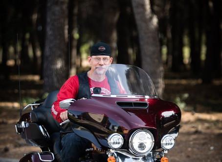 4.000 Km com uma motocicleta e um saxofone